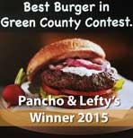 BestBurgerGreenCountyPancho2015